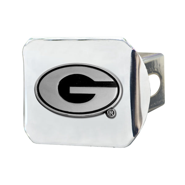 University of Georgia Hitch Cover 4 1/2x3 3/8 - FANMATS - Dropship Direct Wholesale