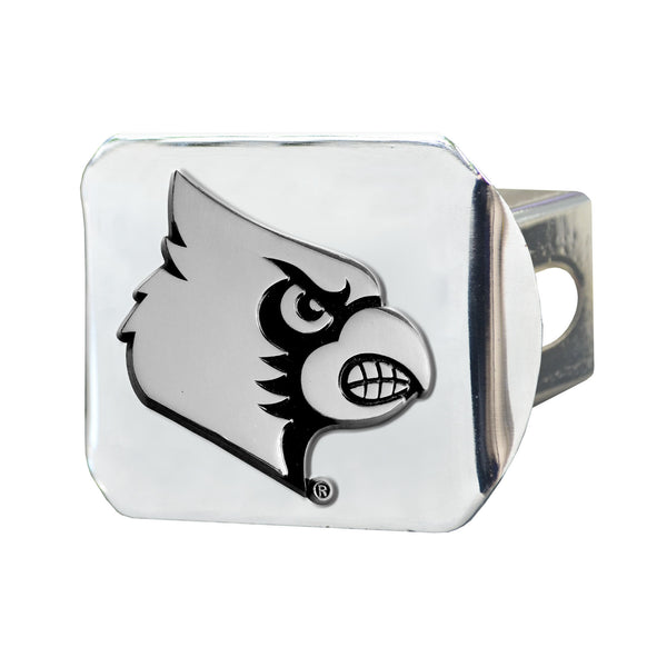 University of Louisville Hitch Cover 4 1/2x3 3/8 - FANMATS - Dropship Direct Wholesale