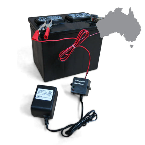 SmartCharge Battery Storage and Charging System-Australian Plug - Keep It Clean - Dropship Direct Wholesale - 2