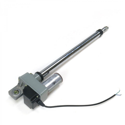 12in 200 Lb Capacity Autoloc Adjustable Linear Actuator w Rod Bearing - AutoLoc - Dropship Direct Wholesale - 1