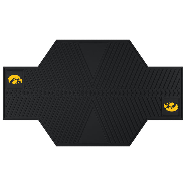 University of Iowa Motorcycle Mat 82.5 L x 42 W - FANMATS - Dropship Direct Wholesale