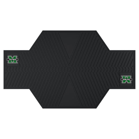 Marshall University Motorcycle Mat 82.5 L x 42 W - FANMATS - Dropship Direct Wholesale