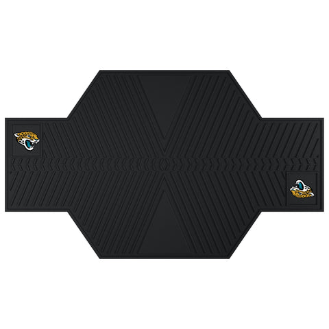 Jacksonville Jaguars Motorcycle Mat 82.5 L x 42 W - FANMATS - Dropship Direct Wholesale