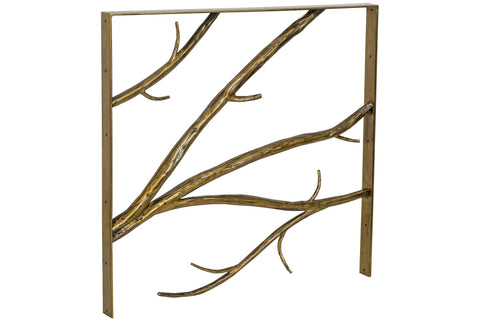 34.5 Inch L X 30 Inch H Branches Handrail - Meyda - Dropship Direct Wholesale