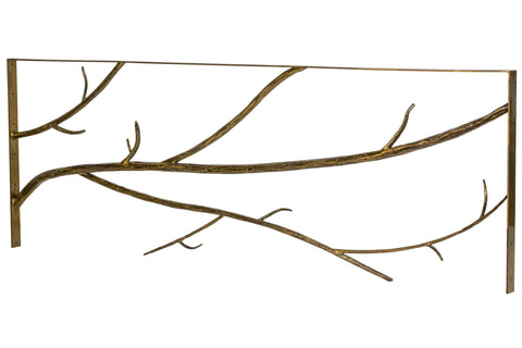 90 Inch L X 30 Inch H Branches Handrail - Meyda - Dropship Direct Wholesale