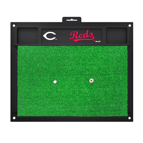 Cincinnati Reds Golf Hitting Mat 20 x 17 - FANMATS - Dropship Direct Wholesale