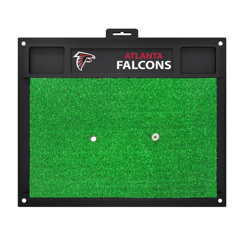 "NFL - Atlanta Falcons Golf Hitting Mat 20"" x 17"" - FANMATS - Dropship Direct Wholesale"