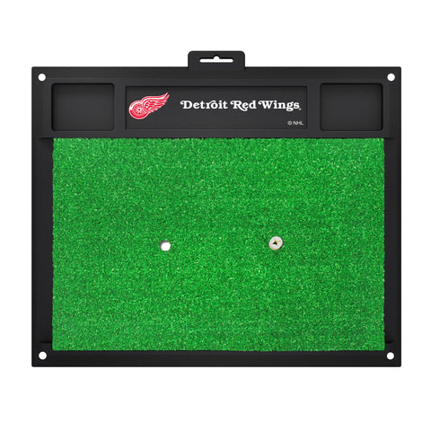 Detroit Red Wings Golf Hitting Mat 20 x 17 - FANMATS - Dropship Direct Wholesale