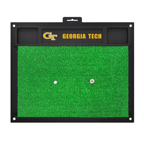Georgia Tech Golf Hitting Mat 20 x 17 - FANMATS - Dropship Direct Wholesale