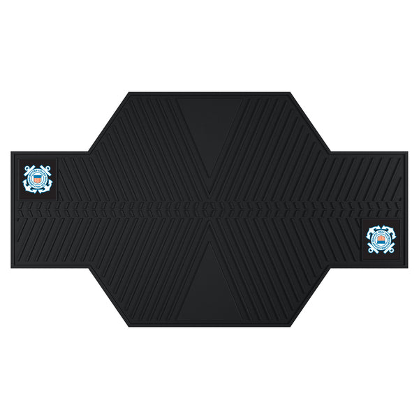 Coast Guard Licensed Motorcycle Mat 82.5 L x 42 W - FANMATS - Dropship Direct Wholesale