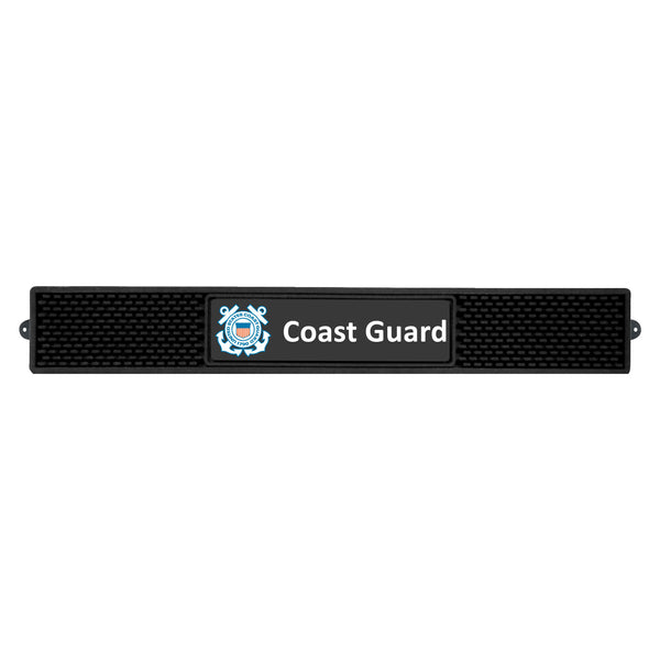 Coast Guard Licensed Drink Mat 3.25x24 - FANMATS - Dropship Direct Wholesale