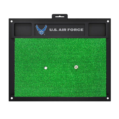 Air Force Licensed Golf Hitting Mat 20x17 - FANMATS - Dropship Direct Wholesale