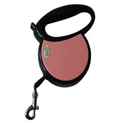Iconic Pet - Large Retractable Dog Leash with Side Cover Plates - Pink - Iconic Pet - Dropship Direct Wholesale