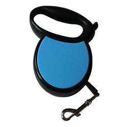 Iconic Pet - Large Retractable Dog Leash with Side Cover Plates - Blue - Iconic Pet - Dropship Direct Wholesale
