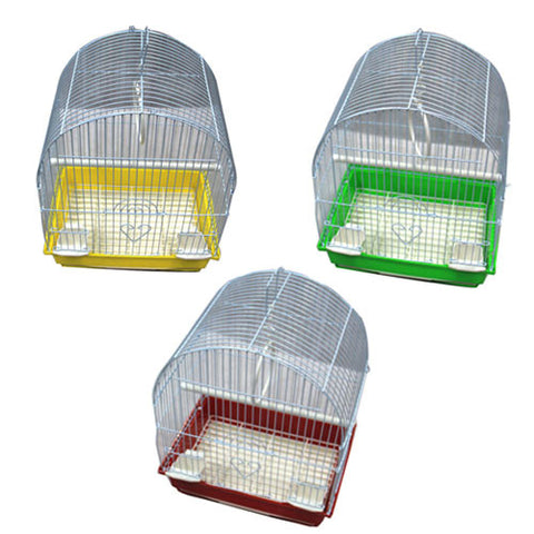 Iconic Pet Dome Top Bird Cage (Set of 6) - Small - Iconic Pet - Dropship Direct Wholesale