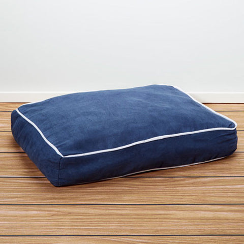 Iconic Pet - Luxury Buster Pet Bed - Denim - Xlarge - Iconic Pet - Dropship Direct Wholesale