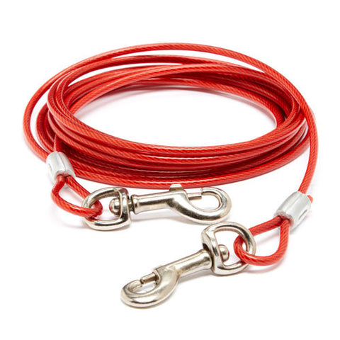 Iconic Pet - Tie Out Cable - Iconic Pet - Dropship Direct Wholesale