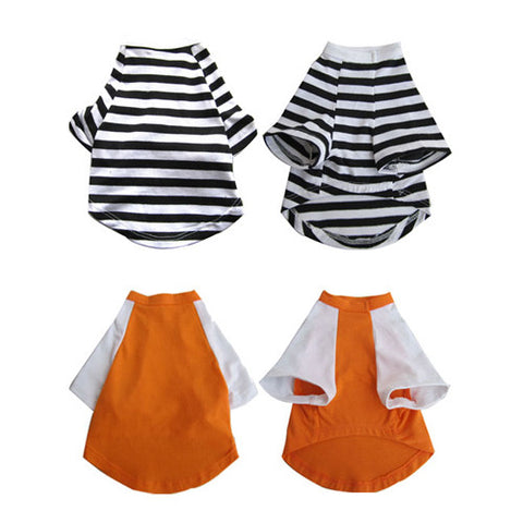 2 Pack Pretty Pet Apparel with Sleeves - Small - Iconic Pet - Dropship Direct Wholesale