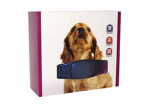 Realtime GSM GPS Dog/Cat Pet Tracking System Waterproof Collar Tracker