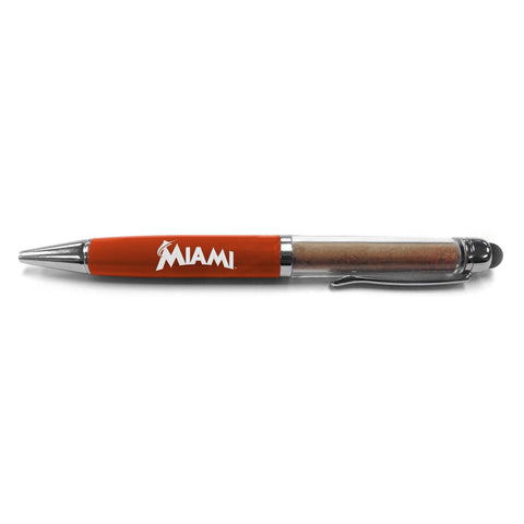 Miami Marlins Dirt Pen w Authentic Dirt from Marlins Park - Steiner Sports - Dropship Direct Wholesale