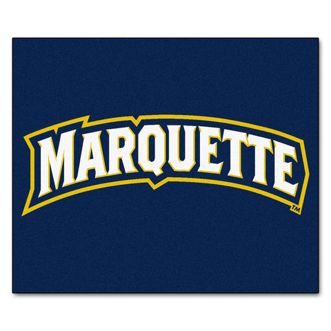 Marquette University Tailgater Rug 5x6 - FANMATS - Dropship Direct Wholesale