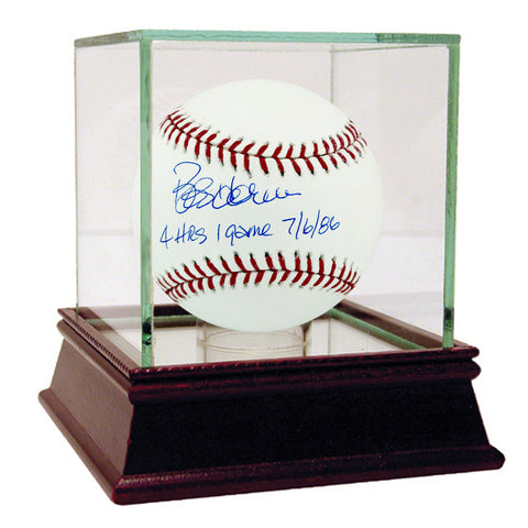 Bob Horner Signed MLB Baseball w 4 HRs 1 Game 7686 insc - Steiner Sports - Dropship Direct Wholesale