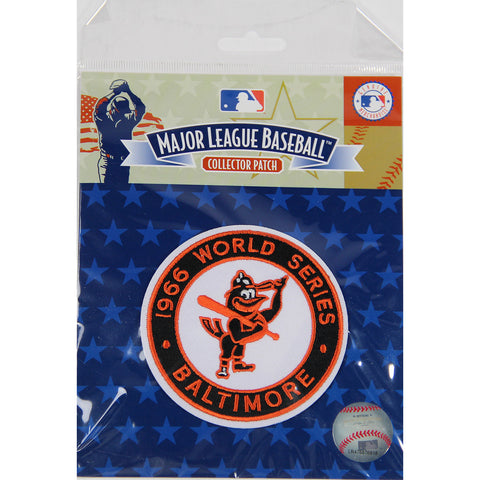 1966 World Series Patch-Baltimore Orioles - Steiner Sports - Dropship Direct Wholesale
