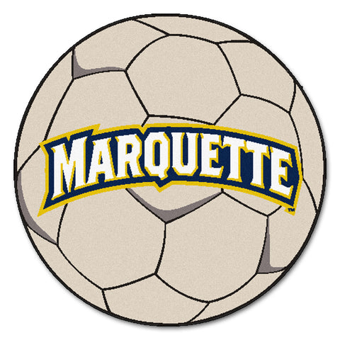 Marquette University Soccer Ball - FANMATS - Dropship Direct Wholesale