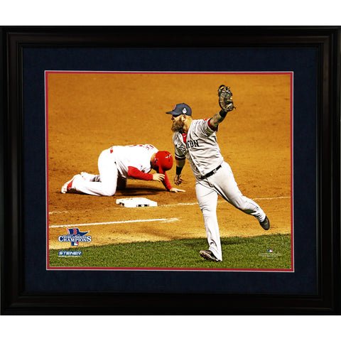 2013 World Series Key Moment 16x20 Framed Photo - Steiner Sports - Dropship Direct Wholesale