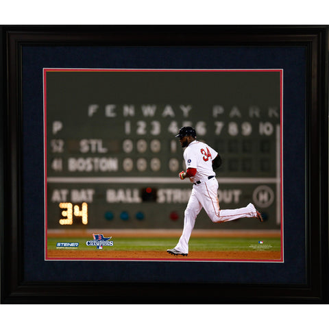 2013 World Series MVP 8x10 Framed Photo - Steiner Sports - Dropship Direct Wholesale