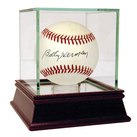 Billy Herman Signed ONL Baseball (PSADNA) - Steiner Sports - Dropship Direct Wholesale