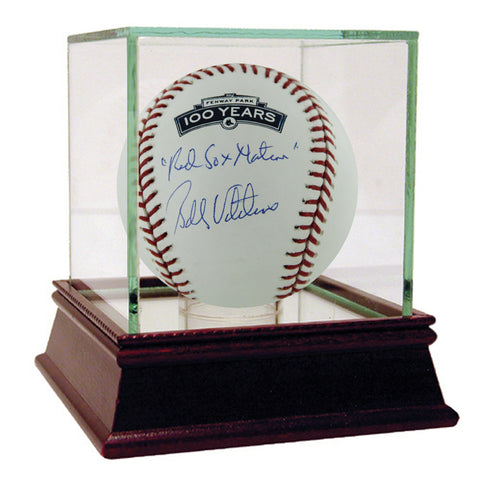 Bobby Valentine Boston Red Sox 100 Year Anniv Baseball w Red Sox Nation Insc. - Steiner Sports - Dropship Direct Wholesale