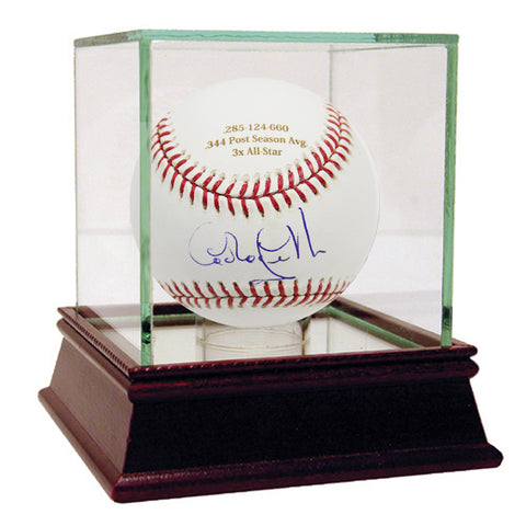 Carlos Guillen Autographed and Engraved Career Stats MLB Baseball - Steiner Sports - Dropship Direct Wholesale