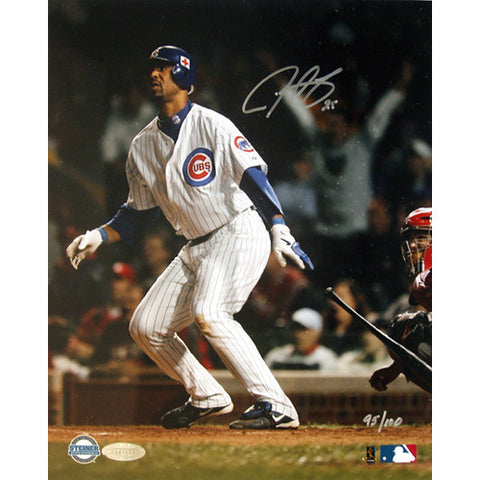 Derrek Lee Signed 43rd Home Run 8x10 Photo LTD Of 100 - Steiner Sports - Dropship Direct Wholesale