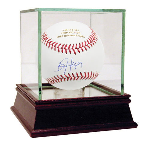 Bo Jackson Autographed and Engraved Career Stats MLB Baseball - Steiner Sports - Dropship Direct Wholesale