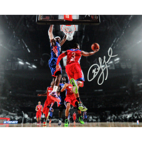 Chris Paul Los Angeles Clippers 2013 All-Star Game Signed 8x10 Photo - Steiner Sports - Dropship Direct Wholesale