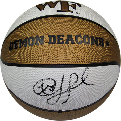 Chris Paul Signed Wake Forest Rubber Full Size Basketball - Steiner Sports - Dropship Direct Wholesale