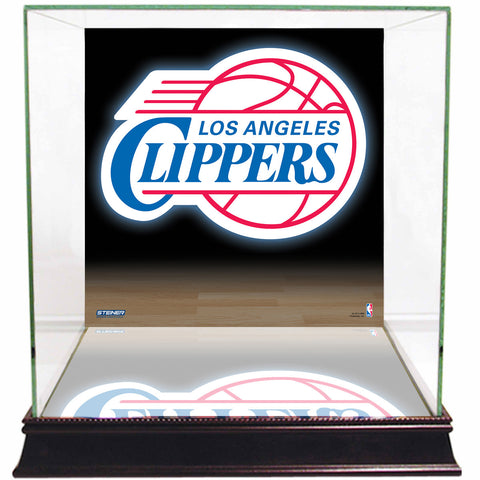 Los Angeles Clippers Logo Background Case - Steiner Sports - Dropship Direct Wholesale