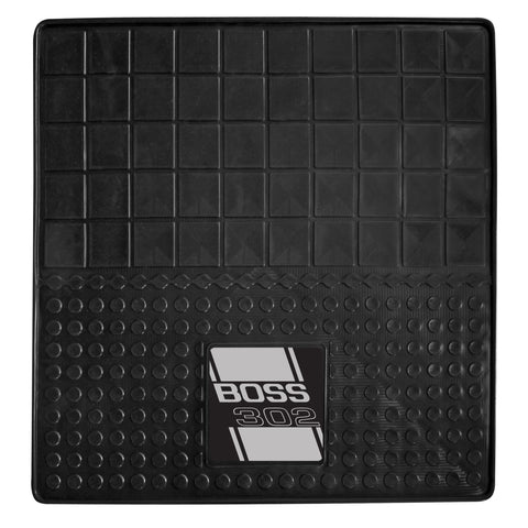 Boss 302 Heavy Duty Vinyl Cargo Mat - Gray - FANMATS - Dropship Direct Wholesale - 1