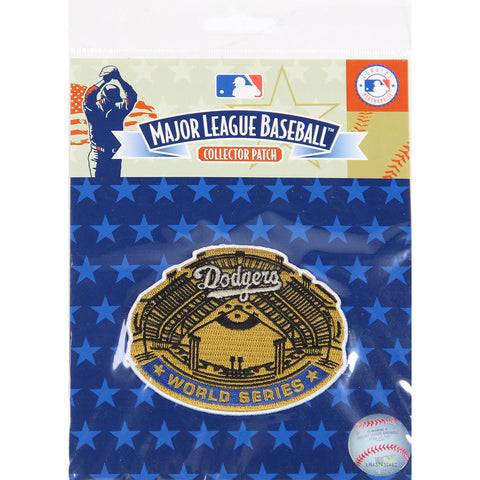1963 World Series Patch-Los Angeles Dodgers - Steiner Sports - Dropship Direct Wholesale