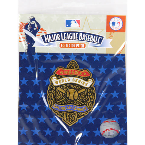 1927 World Series Patch-New York Yankees - Steiner Sports - Dropship Direct Wholesale