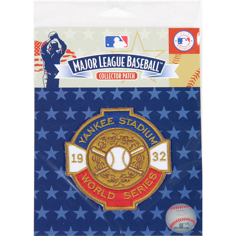1932 World Series Patch-New York Yankees - Steiner Sports - Dropship Direct Wholesale