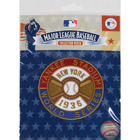 1936 World Series Patch-New York Yankees - Steiner Sports - Dropship Direct Wholesale