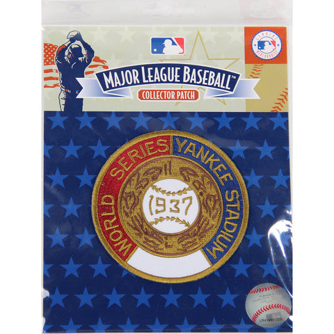 1937 World Series Patch-New York Yankees - Steiner Sports - Dropship Direct Wholesale
