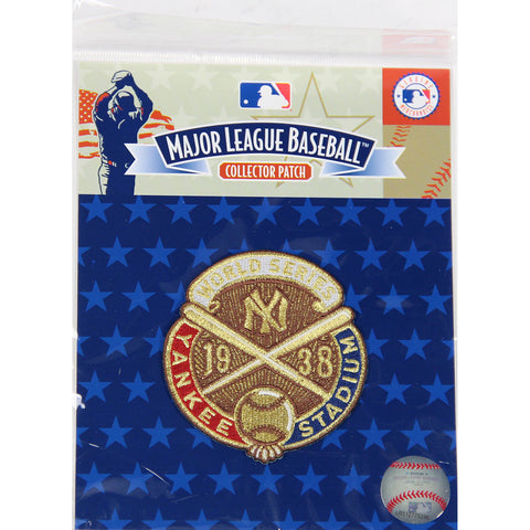 1938 World Series Patch-New York Yankees - Steiner Sports - Dropship Direct Wholesale