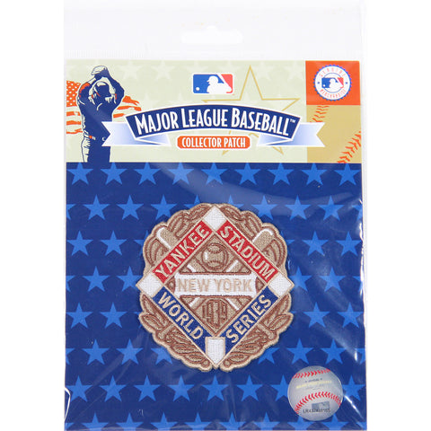 1939 World Series Patch-New York Yankees - Steiner Sports - Dropship Direct Wholesale