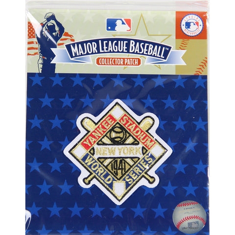 1941 World Series Patch-New York Yankees - Steiner Sports - Dropship Direct Wholesale