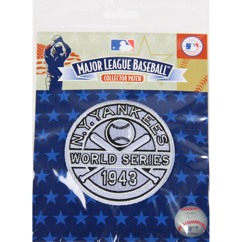 1943 World Series Patch-New York Yankees - Steiner Sports - Dropship Direct Wholesale