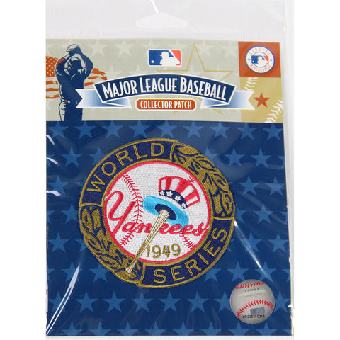 1949 World Series Patch-New York Yankees - Steiner Sports - Dropship Direct Wholesale