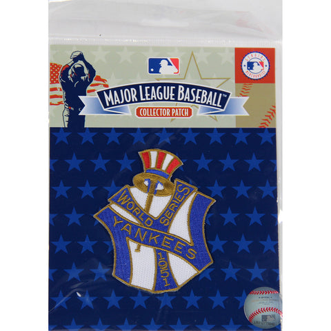 1951 World Series Patch-New York Yankees - Steiner Sports - Dropship Direct Wholesale